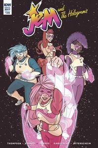 [Jem & The Holograms: Annual 2017 (Product Image)]
