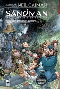 [Sandman: The Deluxe Edition: Book 1 (Hardcover) (Product Image)]