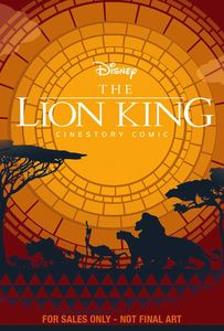 [Disney: Lion King: Cinestory (Collector's Edition - Hardcover) (Product Image)]