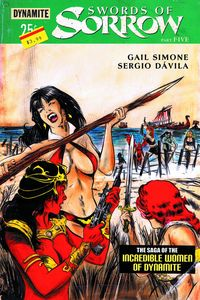 [Swords Of Sorrow #5 (Cover C Hack Exclusive Subscription Cover) (Product Image)]
