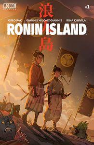 [Ronin Island #1 (Main) (Product Image)]