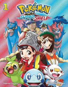 [Pokemon: Sword & Shield: Volume 1 (Product Image)]