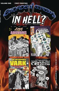 [Swords Of Cerebus In Hell: Volume 4 (Product Image)]