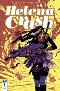[Helena Crash #1 (Subscription Variant) (Product Image)]
