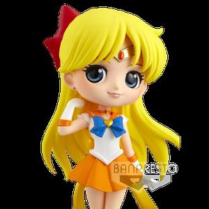 [Pretty Guardian Sailor Moon Eternal: The Movie: Q Posket Figure: Super Sailor Venus (Version A) (Product Image)]