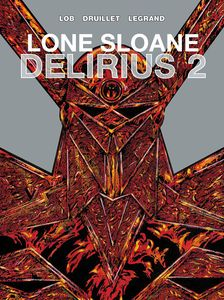 [Lone Slone: Volume 3 Delirious (Hardcover) (Product Image)]
