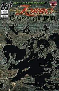 [Zorro: Galleon Of The Dead #1 (Cover C Pulp Limited Edition) (Product Image)]
