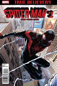 [True Believers: Miles Morales Spider-Man #1 (Product Image)]