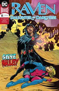 [Raven: Daughter Of Darkness #8 (Product Image)]