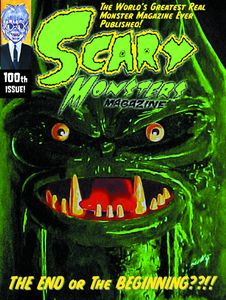[Scary Monsters Magazine #100 (Product Image)]