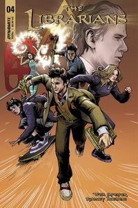 [Librarians #4 (Cover A Moline) (Product Image)]