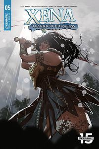 [Xena: Warrior Princess #5 (Cover B Stott) (Product Image)]