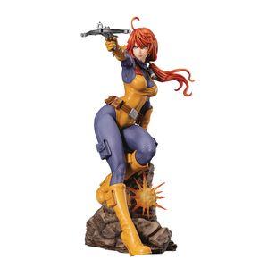 [GI Joe: A Real American Hero: Bishoujo Statue: Scarlett (Product Image)]