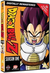 [Dragon Ball Z: Season 1 (Product Image)]