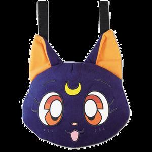 [Sailor Moon: Plush Bag: Luna (Product Image)]