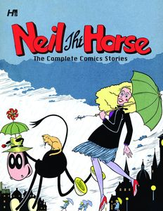 [Neil The Horse: Complete Comics Stories (Hardcover) (Product Image)]