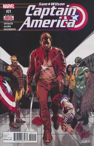 [Captain America: Sam Wilson #21 (Product Image)]
