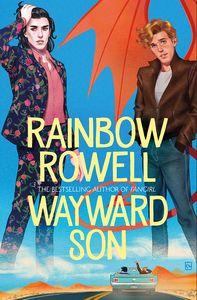 [Wayward Son (Hardcover) (Product Image)]