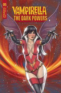[Vampirella: Dark Powers #5 (Cover C Linsner) (Product Image)]