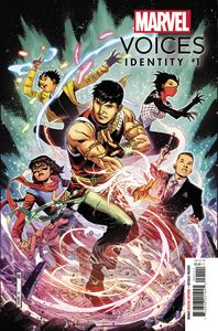 [Marvels Voices: Identity #1 (Product Image)]