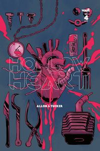 [Hollow Heart #4 (Cover B Hickman) (Product Image)]