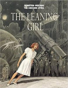 [The Leaning Girl: IDW Edition (Product Image)]