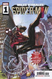 [Miles Morales: Spider-Man #1 (2nd Printing Garron Variant) (Product Image)]