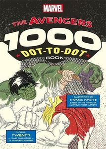 [Marvel's Avengers: 1000 Dot-To-Dot Book (Product Image)]