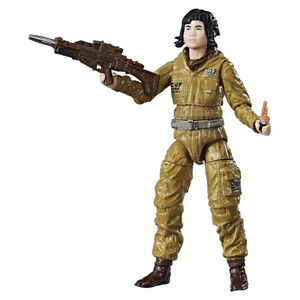 [Star Wars: The Last Jedi: Black Series Action Figure: Resistance Tech Rose (Product Image)]