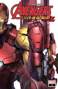 [Avengers: Tech-On #1 (Product Image)]