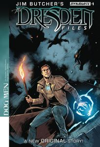 [Jim Butcher's Dresden Files: Dog Men #1 (Cover A Galindo) (Product Image)]