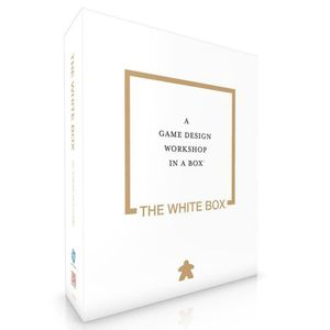[The White Box: A Game Design Kit In A Box (Product Image)]