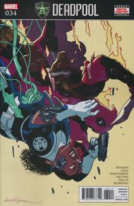 [Deadpool #34 (Product Image)]
