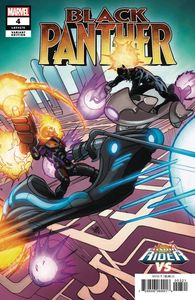 [Black Panther #4 (Ferry Cosmic Ghost Rider Variant) (Product Image)]