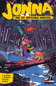 [Jonna & The Unpossible Monsters #5 (Cover B Cannon) (Product Image)]