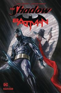 [The Shadow/Batman (Orlando Signed Edition - Hardcover) (Product Image)]