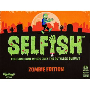 [Selfish: Card Game: Zombie Edition (Product Image)]