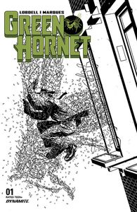 [Green Hornet #1 (Mckone Black & White Variant) (Product Image)]