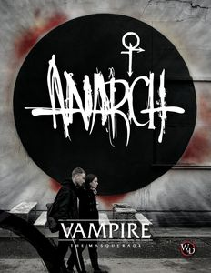 [Vampire: The Masquerade: Anarch Supplement (Product Image)]