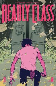 [Deadly Class #38 (Cover A Craig) (Product Image)]