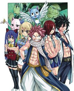 [Fairy Tail: 100 Years Quest: Volume 4 (Product Image)]