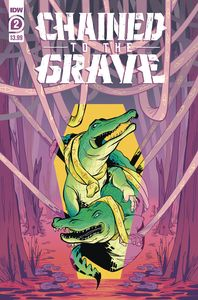 [Chained To The Grave #2 (Cover A Sherron) (Product Image)]