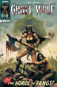 [Ghost Wolf: Horde Of Fangs #1 (Product Image)]