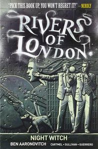 [Rivers Of London: Volume 2: Night Witch (Signed Edition) (Product Image)]