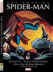[Marvel Masterworks: Amazing Spider-Man: Volume 8 (Product Image)]