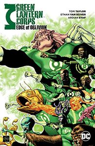 [Green Lantern Corps: Edge Of Oblivion (Product Image)]