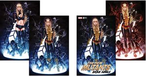 [New Mutants: Dead Souls #1 (Signed Mark Brooks 4 Cover Variant Set) (Product Image)]