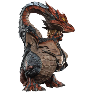 [The Hobbit: Mini Epics Vinyl Figure: Smaug (Product Image)]