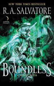 [Generations: Book 2: Boundless: A Drizzt Novel (Product Image)]