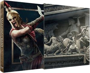 [The Art Of Assassin's Creed Odyssey (Limited Edition Hardcover) (Product Image)]